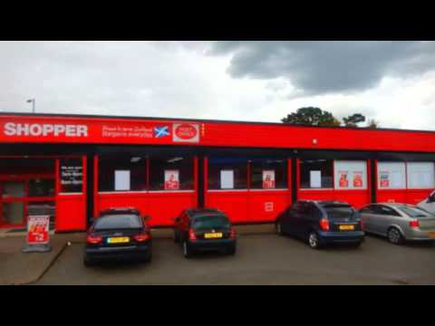 REF POST: Convenience Store for sale in Glasgow