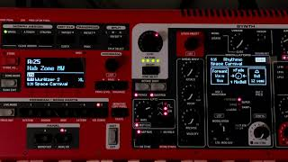 Nord Stage 3 ALL FACTORY PRESETS. No Talking.