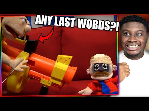 Download JEFFY SHOOTS MARVIN! | SML Movie: Jeffy Gets Ignored Reaction!