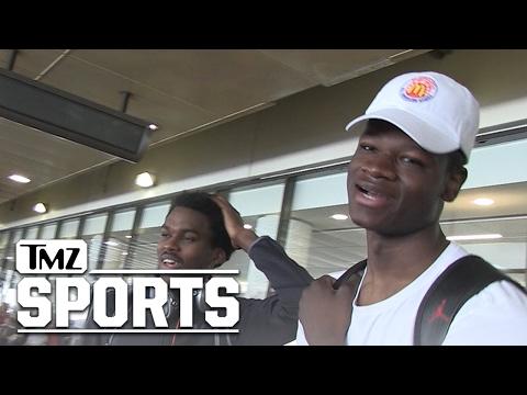 Future NCAA Stars Say They'll Wear Lonzo's Shoe ... If It's Free | TMZ Sports