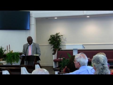 20180407 Sabbath School - Charles Joseph
