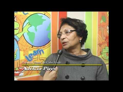 Adelcia Pires: fala sobre a história de pioneiros