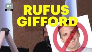 Rufus Gifford på Tue og Tonys Liste | Tue og Tony | DR P3