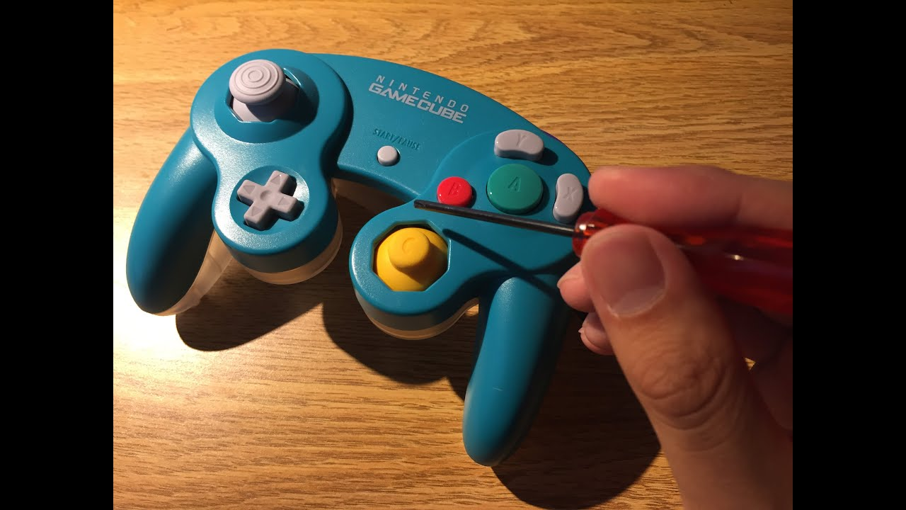 GUIDE: How to Open a Gamecube Controller