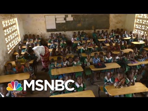 KIND Scholarship Recipient: 'I'm Here Because Of You' | The Last Word | MSNBC