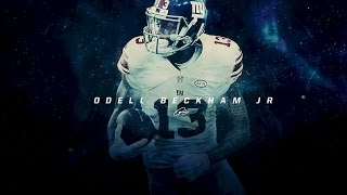 Odell Beckham Jr Highlights - Thriller