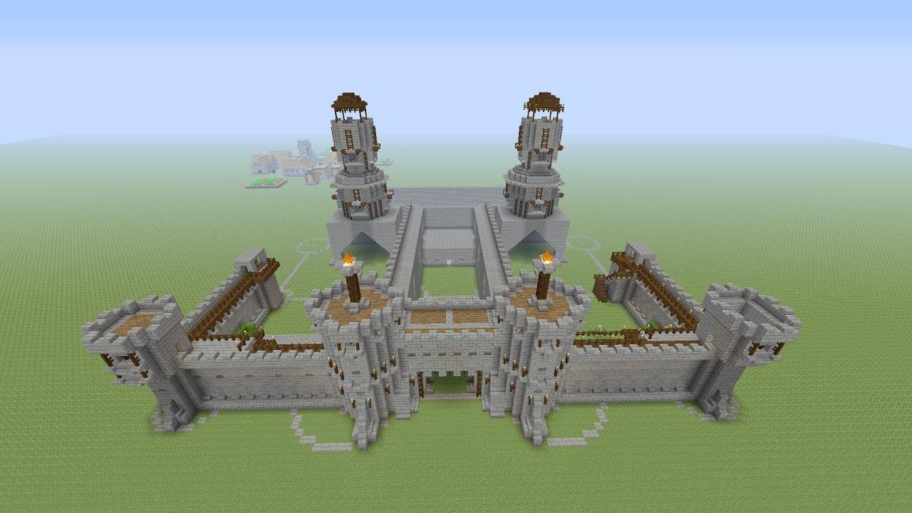 New Minecraft een kasteel bouwen deel 5 - YouTube #KV86