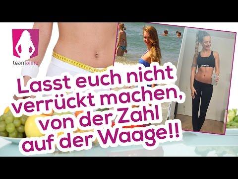 So viel wiegt Alina! | Alina Privat | www.size-zero.de