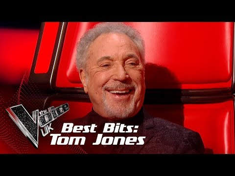 The Very Best Of Sir Tom Jones  The Voice UK 2018