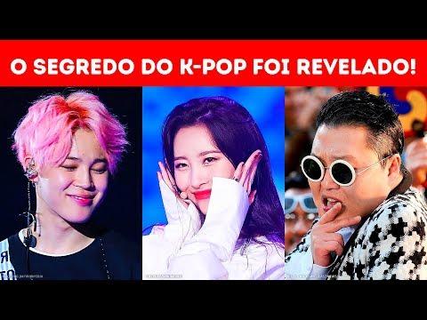 Por Que O K-Pop É Tão Popular: A Explicação Do Fenômeno