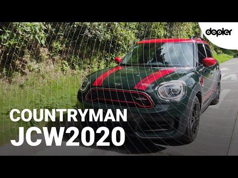 Reseña: SUV Mini Countryman John Cooper Works All4 2020