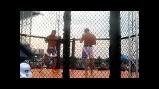 Doug Davidson vs Lyle Johnson rd.1