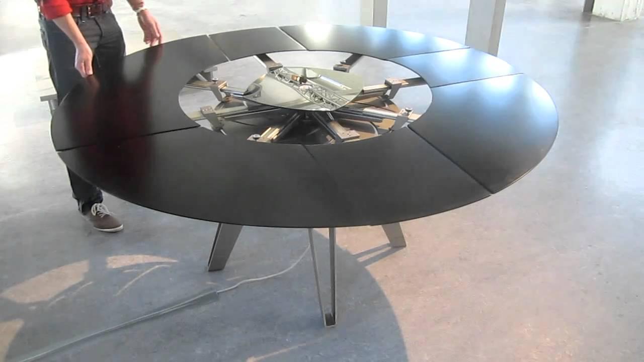 FaDE, Expanding Table, Beemen Ontwerpen Sander Van Beemen   YouTube