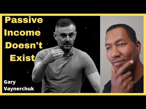 Passive Income Strategy - Gary Vaynerchuk