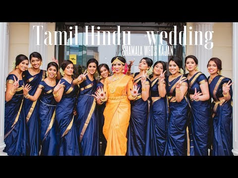 Tamil Hindu wedding - London - Shamala weds Kajan - Photonimage.com