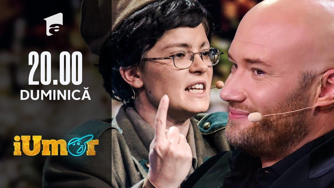 iRoast Istoric   Ecaterina Teodoroiu îi atacă frontal pe jurații iUmor