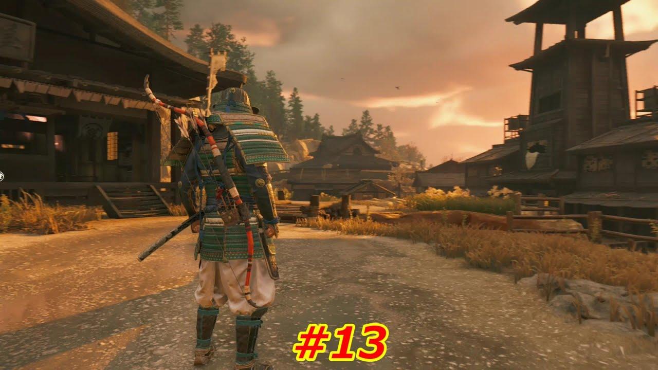 GHOST OF TSUSHIMA #13