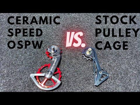 CeramicSpeed OSPW vs.