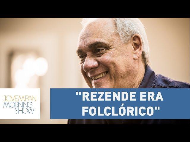 """Rezende era folclórico"", Carioca sobre morte de Marcelo Rezende | Morning Show"