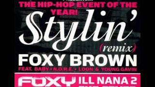 Foxy Brown Stylin