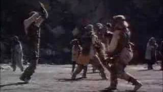 The Salute of the Jugger Trailer