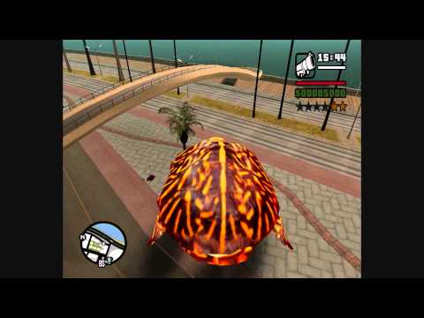 Panzer turtle mod it can shoot rockets and fly