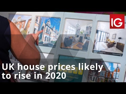 UK house prices likely to rise 'modestly' in 2020
