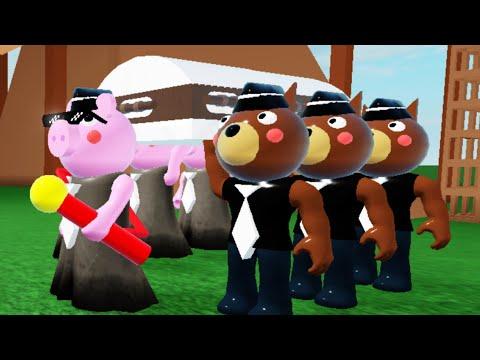 Piggy Roblox Coffin Dance Meme Compilation 8
