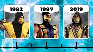 What Has Changed in the Mortal Kombat Series - From Mortal Kombat To Mortal Kombat 11