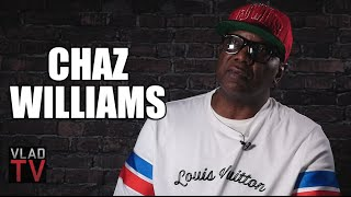 Chaz Williams Details 50 Cent / Ja Rule Fist Fight, Parting With 50 Afterwards