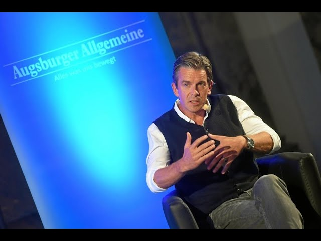 Markus Lanz über seine Expeditionen, Trump und das TV-Geschäft