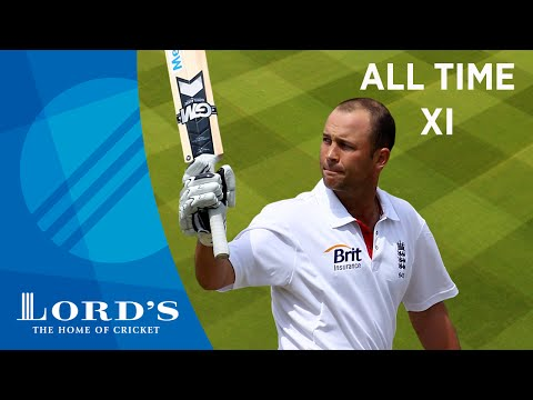 Kallis, Gilchrist & Younis - Jonathan Trott's All Time XI