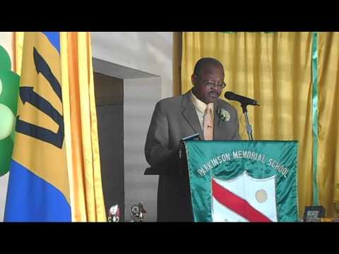 Barbadian Educator sets up benevolent fund: Parkinson Memorial 2014, Part 1