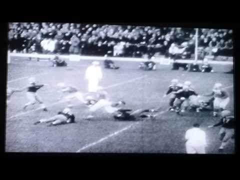 Don Hutson - Poetry in motion