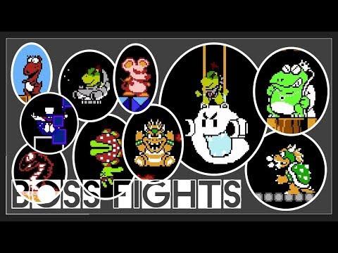 Boss Fights • Super Mario Bros. 3Mix (