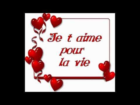 Je Taime Mon Amoure De Tout Mon Coeur