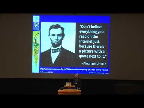 BYU Life Sciences College Seminar - Dr. Alison Van Eenennaam - 1/18/18