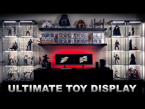 Ultimate Toy Display Build