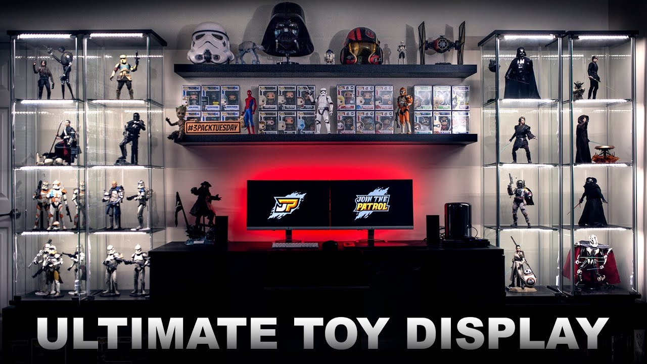 Ultimate Toy Display Build You