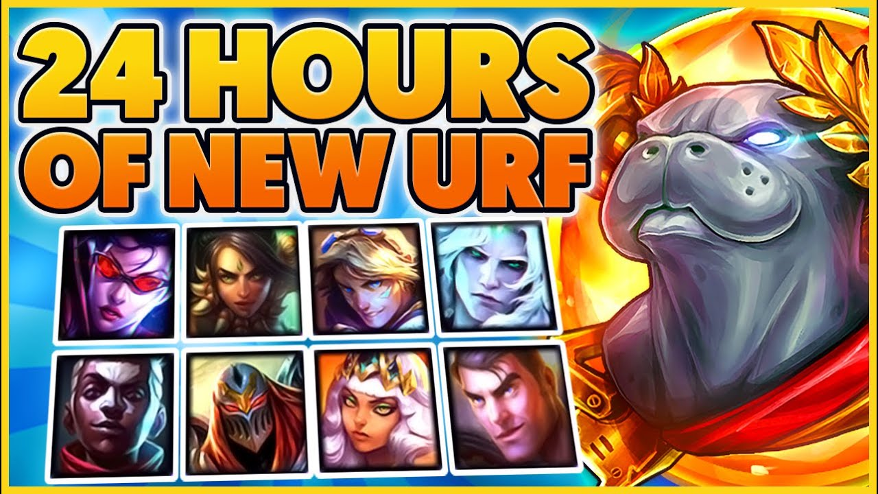 Download I Played URF For 24 Hours Straight! (BEST OF 100+ GAMES)