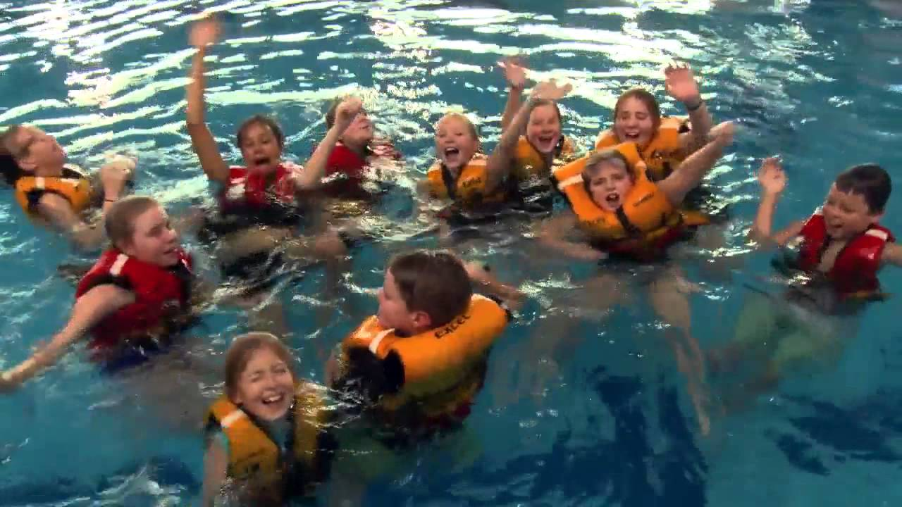 Ymca Swimming Lessons Youtube