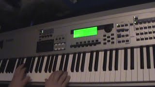 Piano Cover - Glory Of Love (Peter Cetera) - Karate Kid Soundtrack