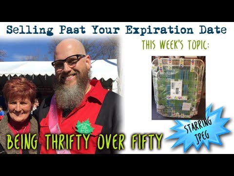 Selling Past Your Expiration Date #33 - Writing Quality Titles For Ebay Listings