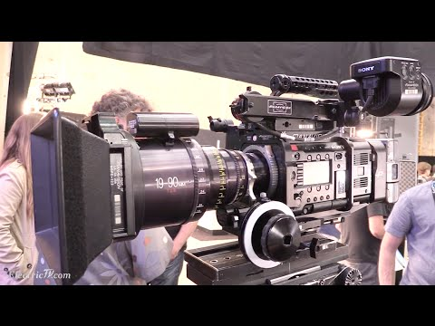The Best Pro Cameras & Gear appear @ CineGear Expo 2015