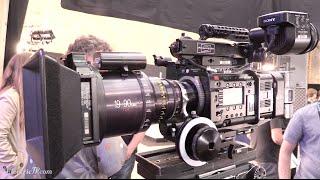 The Best Pro Cameras & Gear appear @ CineGear Expo