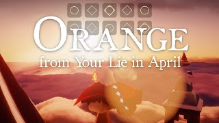 Download Sky Music: Orange (Your Lie in April ED by 7!!)