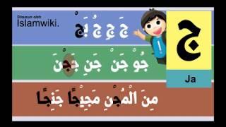 Lagu Alif Ba Ta Belajar Hijaiyah Sesuai Makhorijul Huruf dan Tajwid #1
