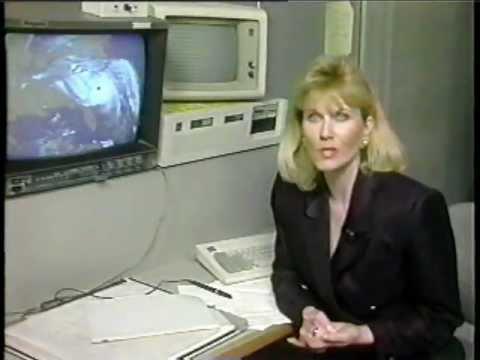 CNN 1989: 9/22/89 Hurricane Hugo Special Reports part 1
