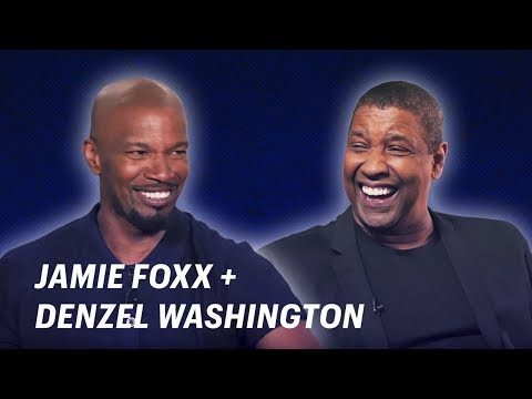 Jamie Foxx s Denzel Washington  OFF SCRIPT a Grey Goose Production