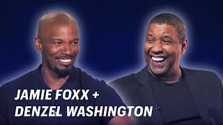 Download Jamie Foxx Interviews Denzel Washington || OFF SCRIPT a Grey Goose Production Mp3 and Videos